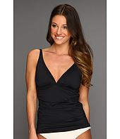 Tommy Bahama - Pearl Solids V-Neck Tankini Top