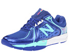 New Balance WX997v2 Dazzling Blue Shoes