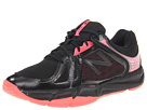 New Balance WX997v2 Black, Diva Pink Shoes