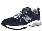 New Balance MX608v3 Navy, White Shoes