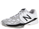 New Balance MC996 White, Silver Shoes