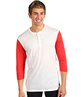 Nike Action - Classic Dri-FIT 3/4 Sleeve Henley
