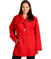 Jessica Simpson - Plus Size Wing Collar Coat