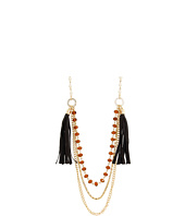 GUESS - Front Drape Necklace With Tassels
