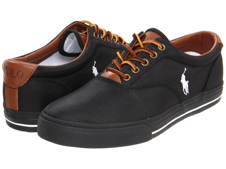 Polo Ralph Lauren Vaughn (Black Nylon) Men