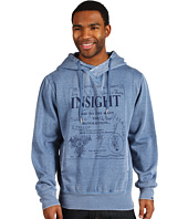 Insight Apparel - Due to the Rain Hoodie