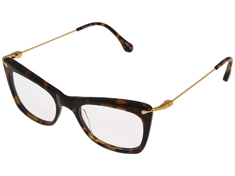 Elizabeth and James Chrystie - Tortoise/Gold/Gold Gradient Lens