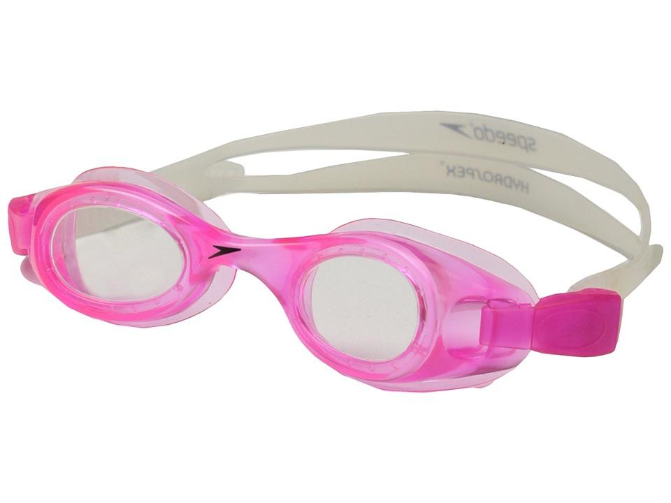 Speedo - Kids Hydrospex(r) (Glow Pink) Water Goggles