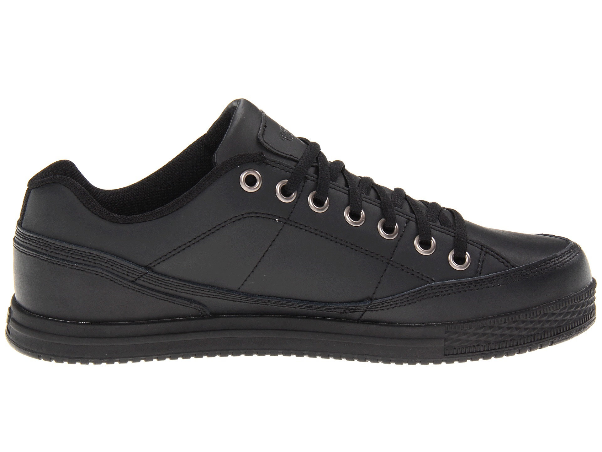 skechers work lace up slip resistant sneaker zappos