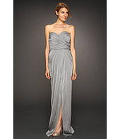 Badgley Mischka - Pewter Gown