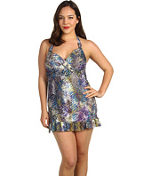 BECCA by Rebecca Virtue - Plus Size Mamba One-Piece
