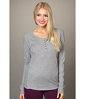 Hurley - Solid Henley L/S Top Juniors