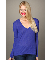 Hurley - Solid Drapy Rib L/S Top Juniors