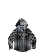 RVCA Kids - Radio Drop L/S Woven Shirt (Big Kids)