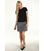 Donna Morgan - Colette Drop Waist Colorblocked Dress