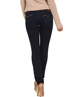 7 For All Mankind - Mid-Rise Roxanne in Red Cast Clean