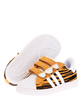 adidas Originals Kids - Superstar Tiger (Infant/Toddler)
