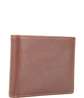 Boconi Bags and Leather - Tyler Tumbled Rock Solid - Billfold