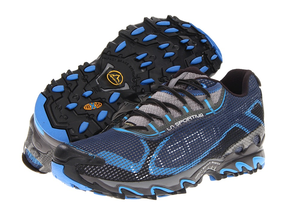 La Sportiva Wildcat 2.0 GTX (Blue/Black) Men's Shoes