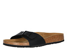 Birkenstock - Madrid Slip-On (Black Birko-Flor)