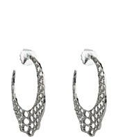 Elizabeth and James - Serpentine Hoop Earring