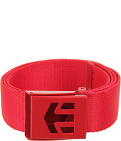 Cheap Etnies Staplez Belt Red