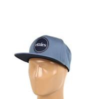 Cheap Etnies Rounders Snapback Hat Dusty Blue