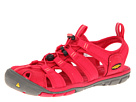 Keen - Clearwater CNX (Barberry/Hot Coral) - Footwear