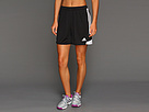 adidas - Tiro 13 Short (Black/White) - Apparel