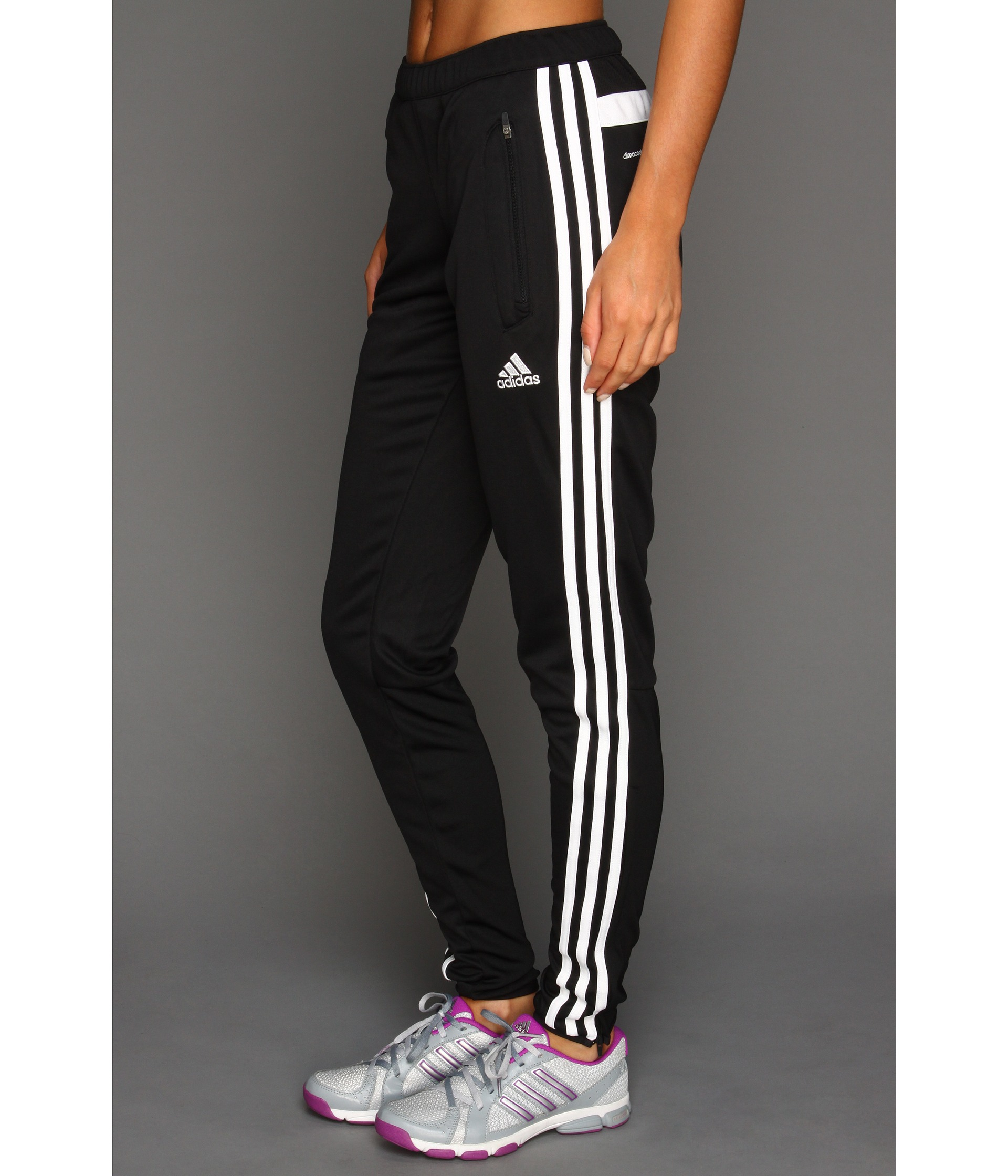 Brilliant Pants Adidas Pants Shirt Black And White Black Wedges Tumblr
