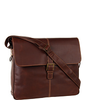 Boconi Bags and Leather - Bryant - Vintage Reporters Bag