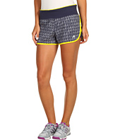 adidas - PowerLuxe Houndstooth Short
