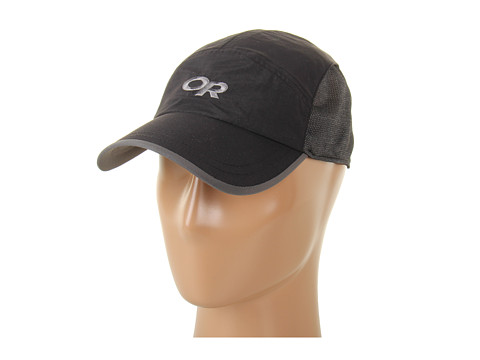 Outdoor Research Swift Cap - Black/Dark Grey