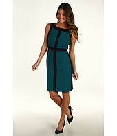Ellen Tracy - Colorblock Sheath Dress