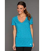 adidas - Boyfriend Double V-Neck Tee