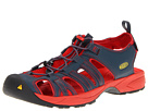 Keen - Turia Sandal (Midnight Navy/Pompeian Red) Sandal