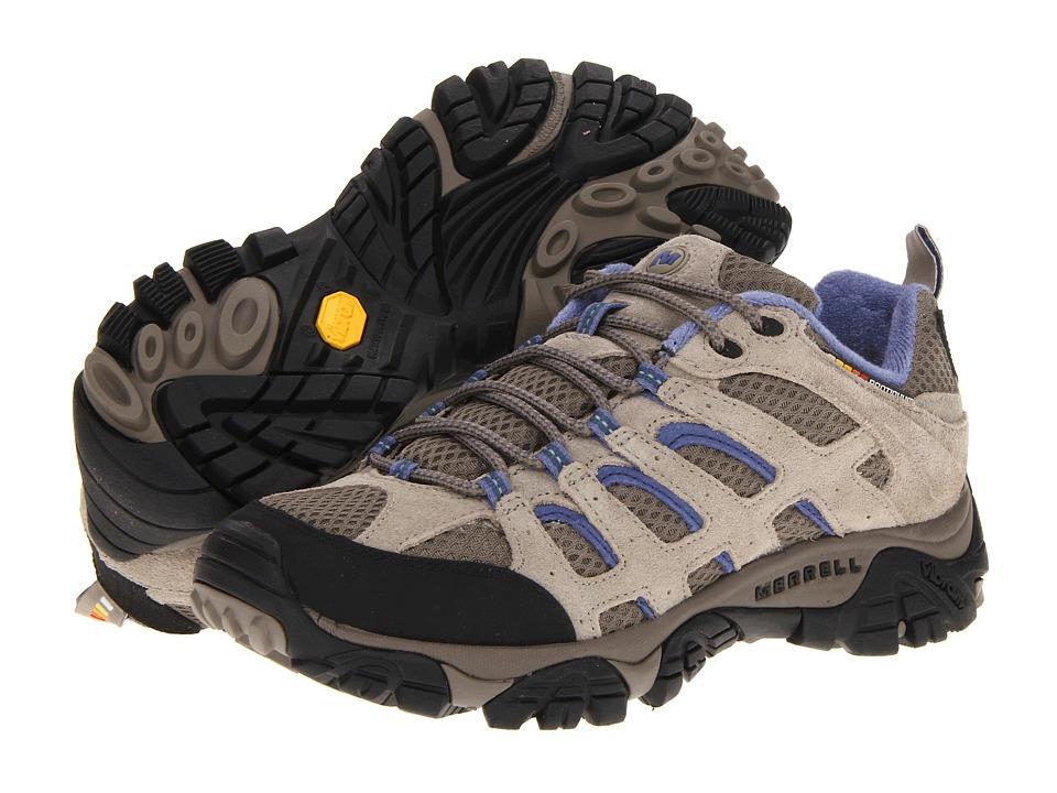 Merrell - Moab Ventilator (Aluminum/Marlin) Womens Cross Training Shoes