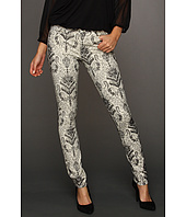 Joe's Jeans - The Skinny in Baroque Flocked Super Chic