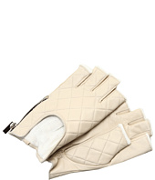 Rachel Zoe - Fingerless Quilted Glove with Zipper
