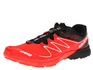 Salomon - S-Lab Sense Ultra (Racing Red/Black/White) - Footwear