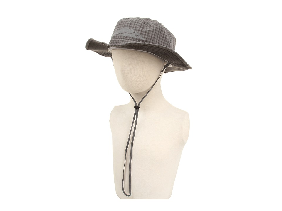 Outdoor Research - Helios Sun Hat (Youth) (Pewter) Caps
