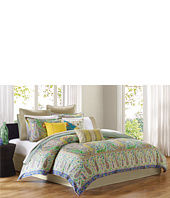 Echo Design - Scarf Paisley Comforter Set - Full