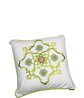 Echo Design - Gramercy Paisley - Square Pillow