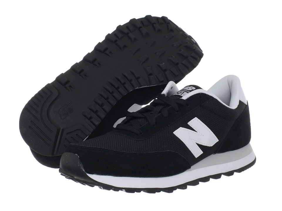 New Balance Classics ML501 Black 4 Mens Classic Shoes