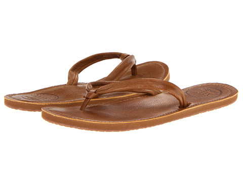 Reef - Creamy Leather (Tobacco) Women's Sandals