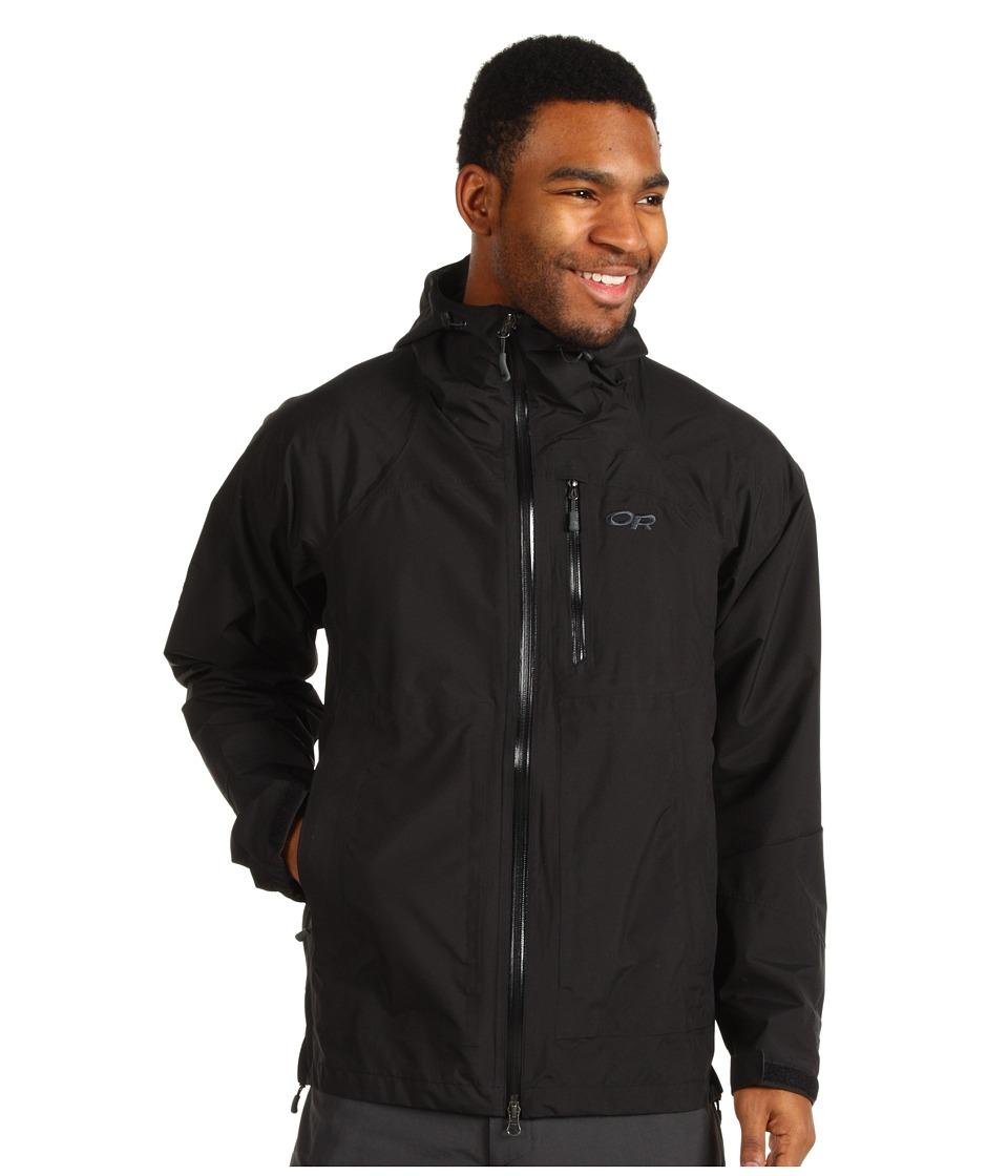 Outdoor Research Foraytm Jacket (Black) Men's Coat