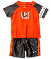 Nike Kids - Nike® N45 Campus S/S Short Set (Infant)