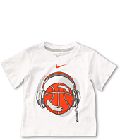 Nike Kids - Headphone Ball SS Tee (Little Kids)