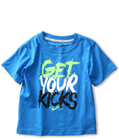 Nike Kids - Nike Boys Get Your Kicks SS Tee (Toddler)