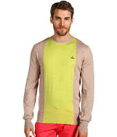 Vivienne Westwood MAN - Gold Band Long Sleeve Crew